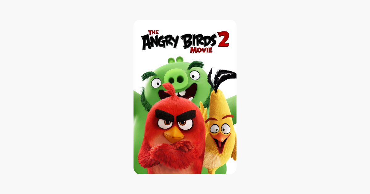 The Angry Birds Movie 2 On Itunes
