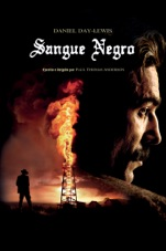 Capa do filme Sangue Negro