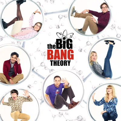 The Big Bang Theory, Seasons 1-12 HD Download