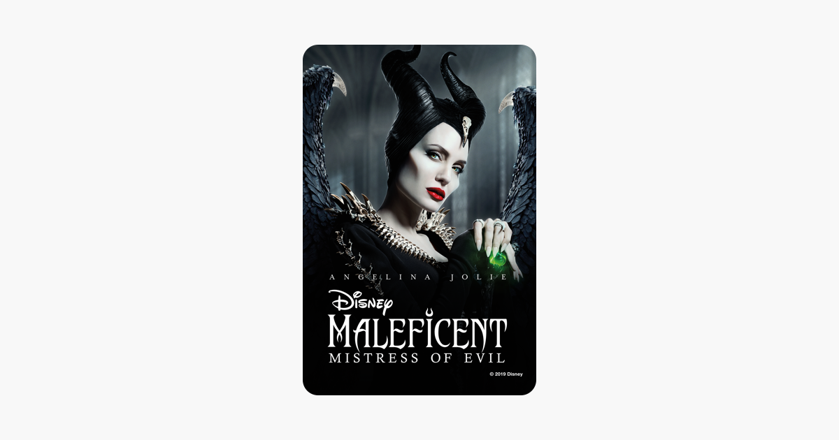 Maleficent Mistress Of Evil On Itunes