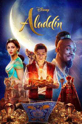 Guy Ritchie - Aladdin (2019) illustration