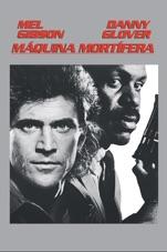 Capa do filme Máquina Mortífera