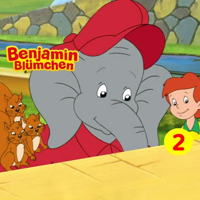 Benjamin Blümchen, Staffel 2 - Benjamin Blümchen