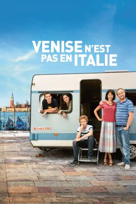 Ivan Calbérac - Venise n'est pas en Italie illustration