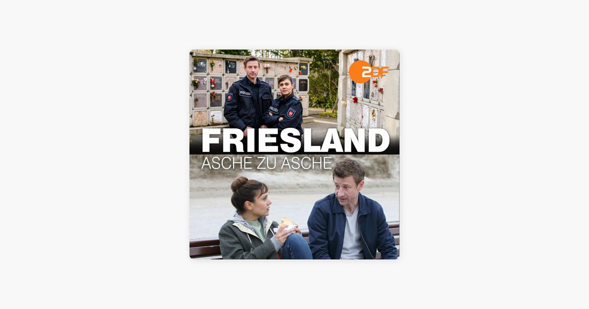 Friesland Asche Zu Asche Verschoben