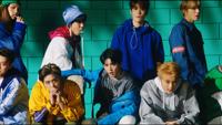 NCT 127 - Wakey-Wakey artwork