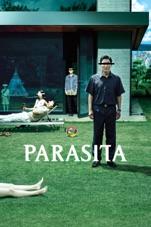 Capa do filme Parasita