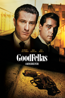 Goodfellas (Remastered Feature) Movie Synopsis, Reviews