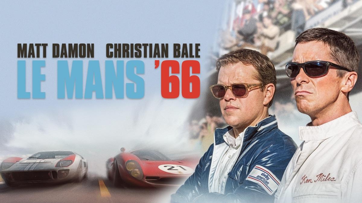 Le Mans 66 Apple Tv