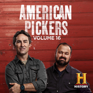 American Pickers, Vol. 16