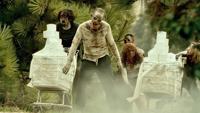 Five Finger Death Punch - Living the Dream artwork
