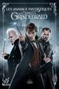 Affiche du film Les animaux fantastiques: Les crimes de Grindelwald