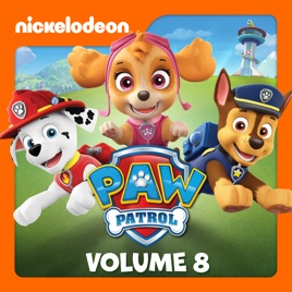 PAW Patrol, Vol  8
