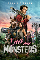 Michael Matthews - Love and Monsters artwork