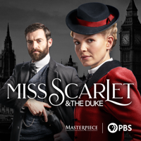 Miss Scarlet and the Duke, Season 1