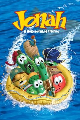 Poster of Jonah: A VeggieTales Movie 2002 Full Hindi Dual Audio Movie Download BluRay 480p