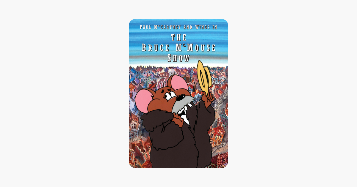 ‎The Bruce McMouse Show on iTunes