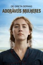 Capa do filme Adoráveis Mulheres