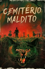 Capa do filme Cemitério Maldito