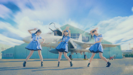 Break the Blue!! - Run Girls, Run!