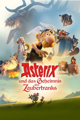 Alexandre Astier - Asterix und das Geheimnis des Zaubertranks Grafik