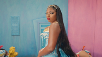 Megan Thee Stallion - Don't Stop (feat. Young Thug) artwork