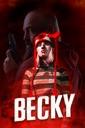 Affiche du film Becky