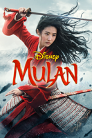 Niki Caro - Mulan (2020) artwork