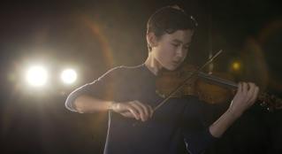J.S. Bach: Partita for Violin Solo No. 2 in D Minor, BWV 1004, 5. Chaconne (Excerpt)