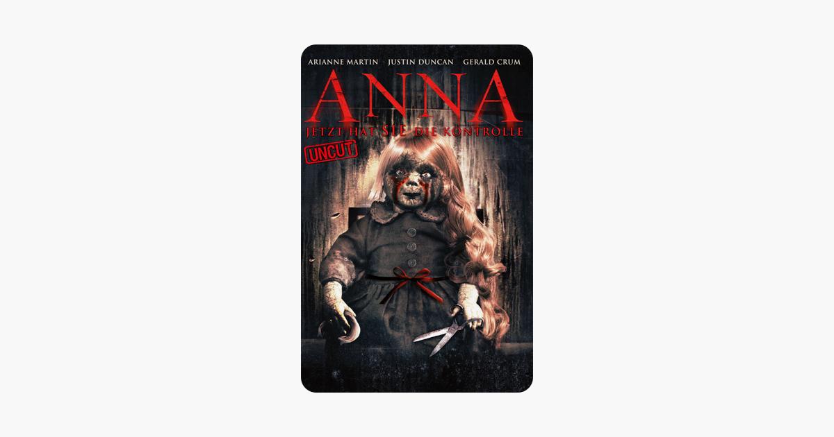 Anna Jetzt Hat Sie Die Kontrolle