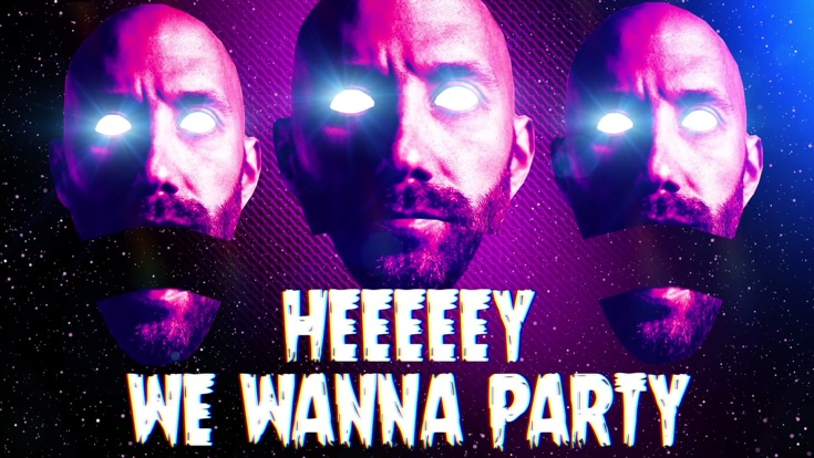 ティージェイアール we wanna party feat savage をapple musicで