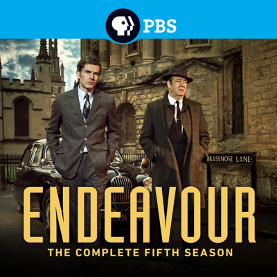 Endeavour, Season 5 HD Download