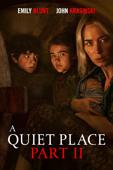 A Quiet Place Part II - John Krasinski Cover Art