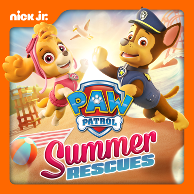 PAW Patrol, Summer Rescues HD Download