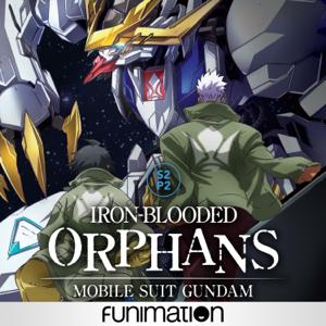 Mobile Suit Gundam: Iron-Blooded Orphans, Season 2, Pt. 2