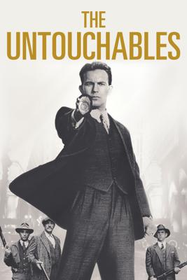 Brian De Palma - The Untouchables  artwork