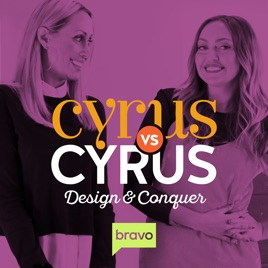 cyrus vs. cyrus design and conquer season 1 episode 6