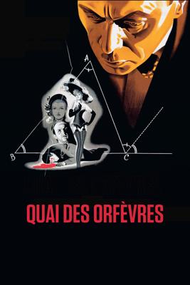 Henri-Georges Clouzot - Quai des orfèvres illustration