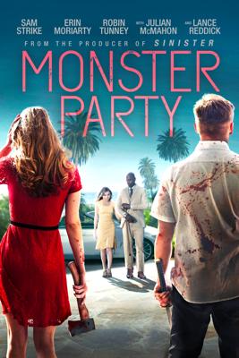 Chris von Hoffmann - Monster Party  artwork