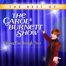 ‎The Best of The Carol Burnett Show, Volumes 1-4