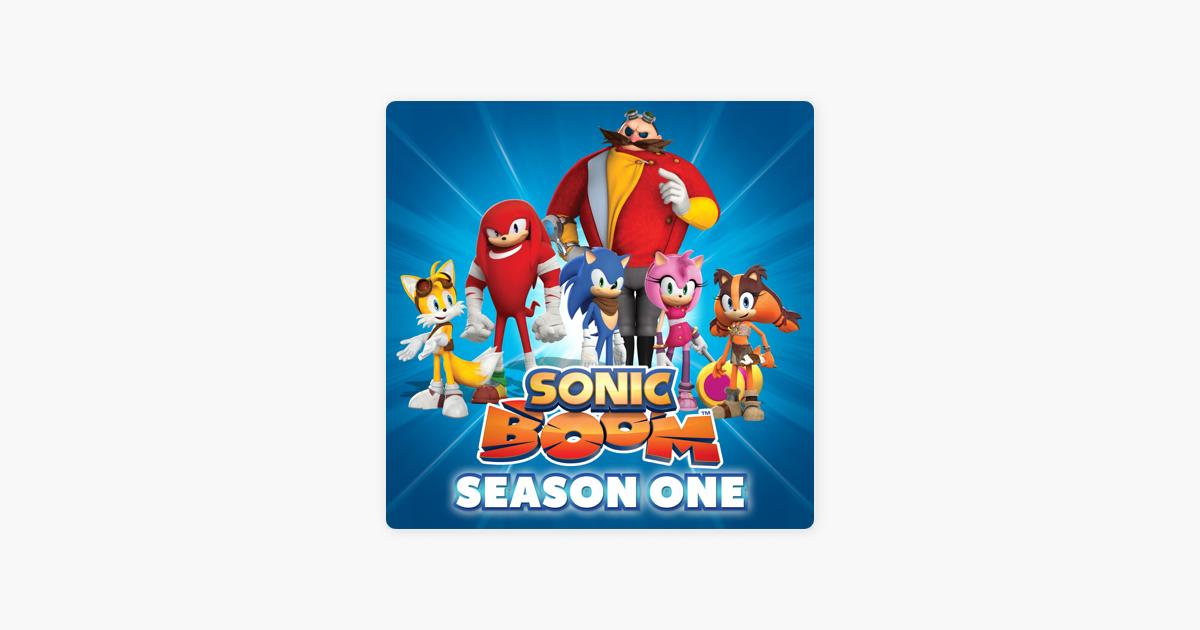 Sonic Boom, Season 1