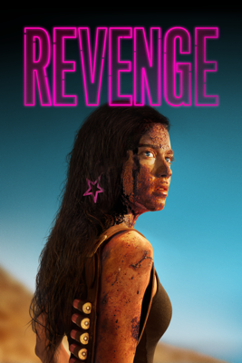 Coralie Fargeat - Revenge  artwork