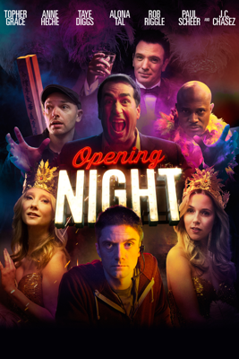 Isaac Rentz - Opening Night bild