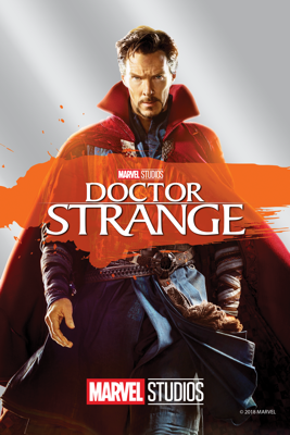 Scott Derrickson - Doctor Strange (2016)  artwork