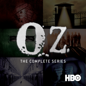 Oz, The Complete Series