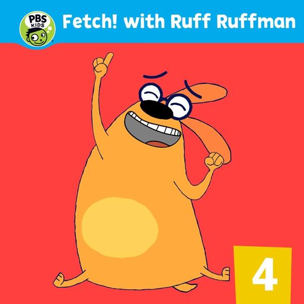 Watch Fetch! with Ruff Ruffman Season 4 Episode 5: Ruff's