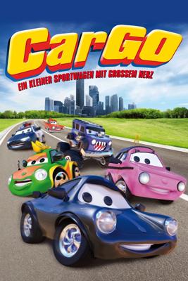James Cullen Bressack - CarGo: Ein kleiner Sportwagen mit großem Herz Grafik