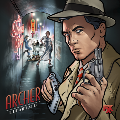 Archer, Season 8 HD Download