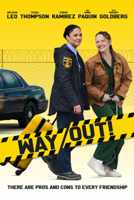 Laurie Collyer - Way Out! (2018) bild