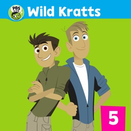 ddf8e7de9a2a Wild Kratts